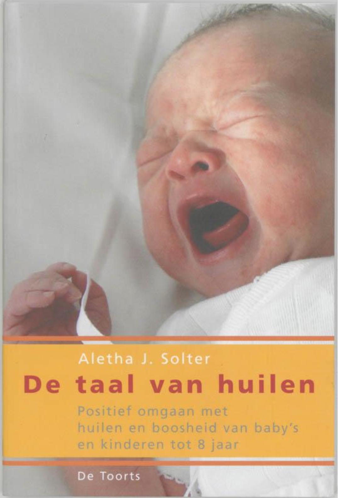 Boek : De taal van huilen